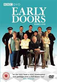 Early Doors-Series 1 - (Import DVD)