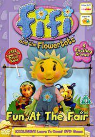Fifi & the Flowertots - Fair - (Import DVD)