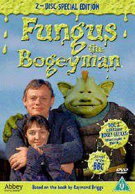 Fungus The Bogeyman (DVD)