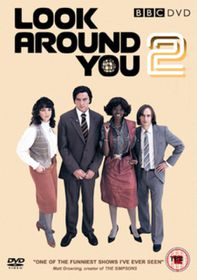 Look Around You-Series 2 - (Import DVD)