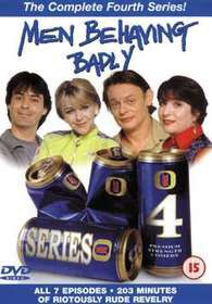 Men Behaving Badly - Series 4 (DVD)