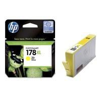 HP CB325HE - No.178XL - Yellow Ink