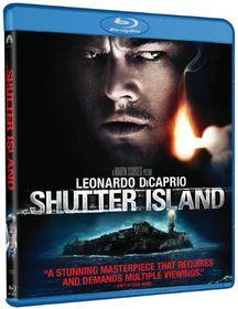 Shutter Island - (Region A Import Blu-ray Disc)