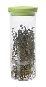 Progressive - Fresh Herb Keeper - (260Mm X 105Mm X 105Mm) - Transparent
