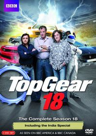 Top Gear 18 - (Region 1 Import DVD)