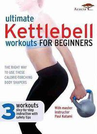 Ultimate Kettlebell Workouts for Begi - (Region 1 Import DVD)