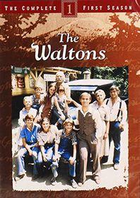 Waltons:Complete First Season - (Region 1 Import DVD)