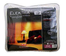 Elektra - Acrylic Fur Electric Blanket - King (188cm x 183cm)
