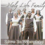 Holy Life Family - Live In Worship (CD)