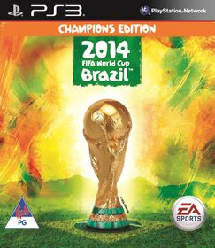 2014 FIFA World Cup Brazil: Champions Edition (PS3)