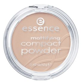 Essence Mattifying Compact Powder - 01 Natural Beige