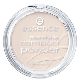 Essence Mattifying Compact Powder - 10 Light Beige