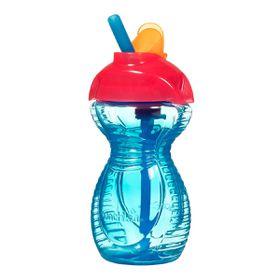 Munchkin - Flip Straw Cup - Blue