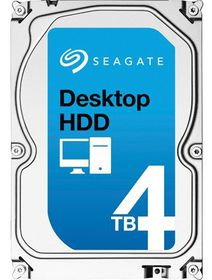 Seagate Desktop Internal 4TB HDD