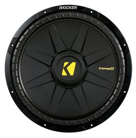 Kicker - Comp Subwoofer (4 DVC) 12