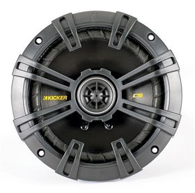 "Kicker - CS Series 5.25"" Coaxial Speaker - 4Ohm"