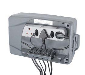 Masterplug - Weatherproof Box with Free Give-Away - Grey