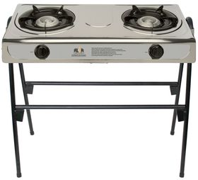 Alva 2-Plate Gas Cooker