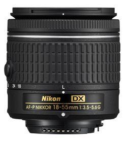 Nikon 18-55mm F3.5-5.6 AF-P DX ED II Lens
