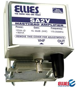 Ellies B/P 34DB VHF Amplifier