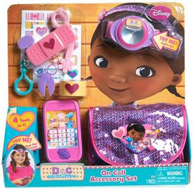 Disney - Doc McStuffins On Call Accesory Playset
