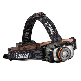 Bushnell - Rubicon H250L Auto-Dim Headlamp - 3AA Batteries