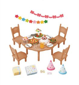 Sylvanian Family Party Set