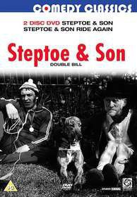 Steptoe And Son Double Bill (DVD)