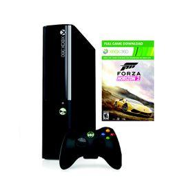Xbox 360 Console 500GB + Forza Horizon 2 DLT (Xbox360)
