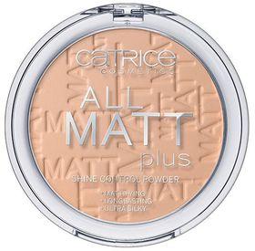Catrice All Matt Plus Shine Control Powder - 025 Sand Beige