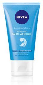 Nivea Visage Refreshing Face Wash Gel - 150ml
