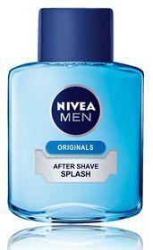 Nivea Men Originals After Shave Splash - 100ml