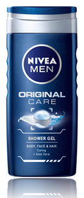 Nivea Men Original Care Shower Gel - 500ml