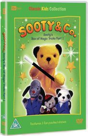 Sooty And Co-Sooties: Magic Box (Import DVD)
