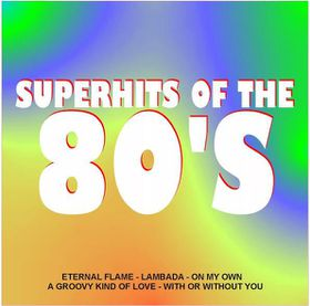 Superhits Of The 80's - Various Artists (CD)