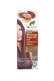 Dr. Organic Skincare Moroccan Argan Oil Hair Treatment Serum