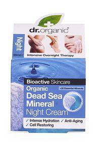 Dr. Organic Skincare Dead Sea Mineral Night Cream