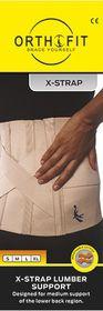 Orthofit Abdominal Binder X-Strap - Medium