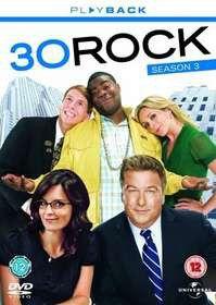 30 Rock Season 3 [DVD]