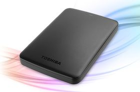 Toshiba Canvio Basics Portable Drive