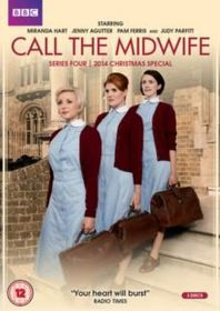 Call the Midwife: Series 4 (Import DVD)