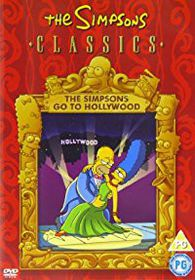 Simpsons: Go To Hollywood (DVD)