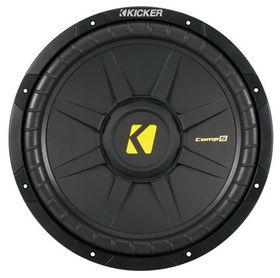 Kicker - Comp Subwoofer (4 SVC) 10
