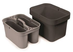 Joseph Joseph - Clean and Store Cleaning Bucket - Grey