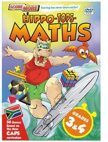 Score More - Hippotops - Maths Grade 3 & 4 .