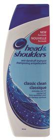 Head And Shoulders Shampoo Classic Clean - 600ml