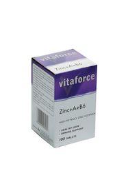 Vitaforce Zinc+A+B6 Tablets - 100's