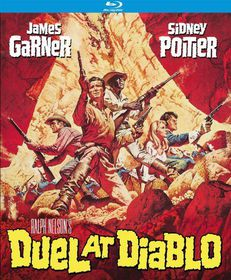 Duel at Diablo - (Region A Import Blu-ray Disc)