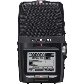 Zoom H2n Portable Digital Audio Recorder