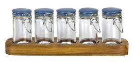 Jamie Oliver Spice Jar Set - 5 Piece